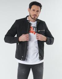 textil Herre Jakker Diesel J-GLORY Sort