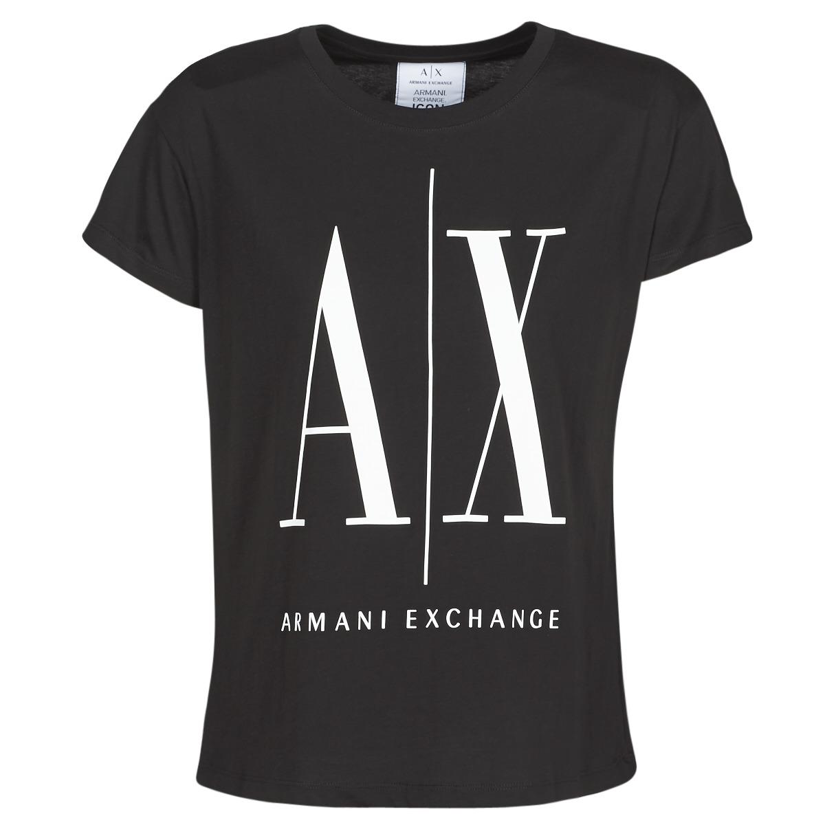 T-shirts m. korte ærmer Armani Exchange  HELIEK
