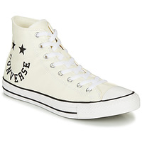 Sko Høje sneakers Converse Chuck Taylor All Star Chuck Taylor Cheerful Hvid