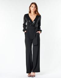 textil Dame Buksedragter / Overalls Lauren Ralph Lauren Alexis Sort