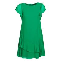 textil Dame Korte kjoler Lauren Ralph Lauren Arnould Grøn