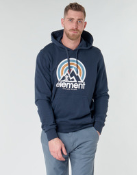 textil Herre Sweatshirts Element SONATA Marineblå