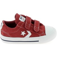 Sko Lave sneakers Converse Star Player 2V BB Rouge Rød
