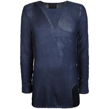 textil Herre Pullovere Barbarossa Moratti  Blå