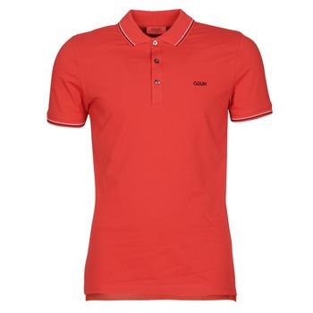 textil Herre Polo-t-shirts m. korte ærmer HUGO DINOSO 202 Rød