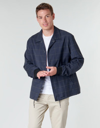 textil Herre Jakker HUGO UROQ2022 Marineblå
