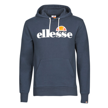 textil Herre Sweatshirts Ellesse SL GOTTERO Marineblå