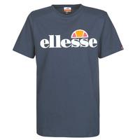 textil Dame T-shirts m. korte ærmer Ellesse ALBANY Marineblå