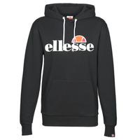 textil Dame Sweatshirts Ellesse PICTON Sort