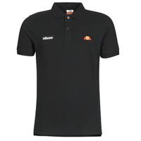 textil Herre Polo-t-shirts m. korte ærmer Ellesse MONTURA Sort