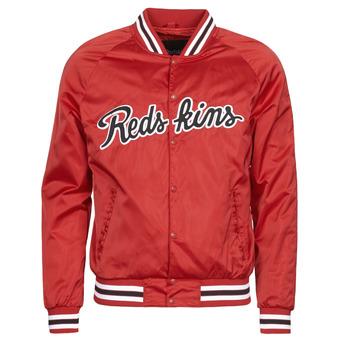 textil Herre Jakker Redskins LAYBACK SWISH Rød