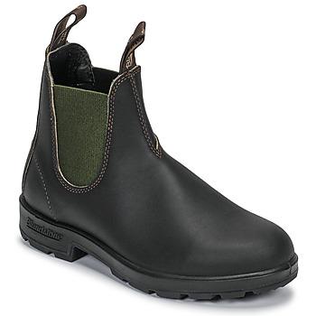 Sko Støvler Blundstone ORIGINAL CHELSEA BOOTS 519 Brun / Kaki