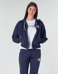 textil Dame Sweatshirts Champion KOOLIME Marineblå
