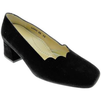 Sko Dame Højhælede sko Calzaturificio Loren LO60865ne nero