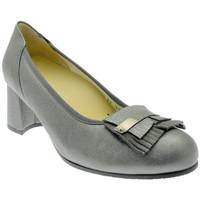Sko Dame Højhælede sko Calzaturificio Loren LO60878gr grigio