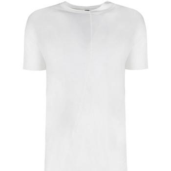 textil Herre T-shirts m. korte ærmer Barbarossa Moratti  Hvid