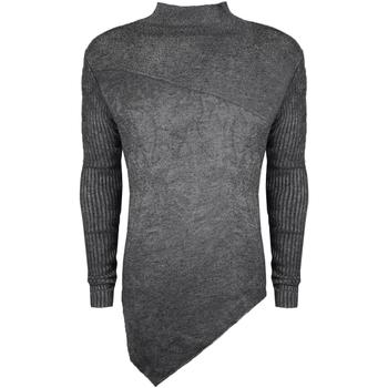 textil Herre Pullovere Barbarossa Moratti  Grå