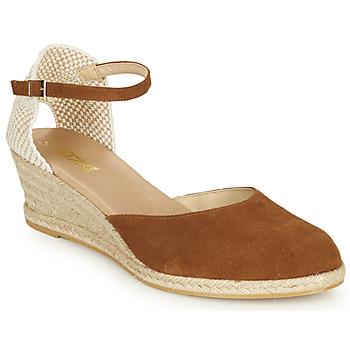 Sko Dame Sandaler So Size JITRON Kamel
