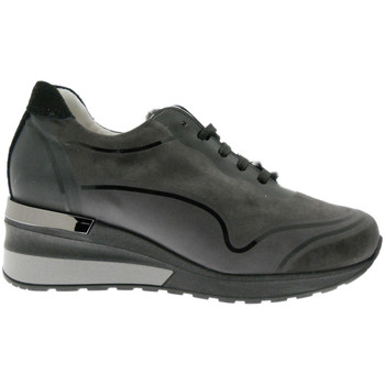 Sko Dame Lave sneakers Calzaturificio Loren LOA1069ma marrone
