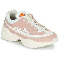 Sko Dame Lave sneakers Ellesse SPARTA SUED AF Pink