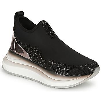Sko Dame Lave sneakers Café Noir MATELO Sort