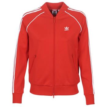 textil Dame Sportsjakker adidas Originals SS TT Rød / Frodig