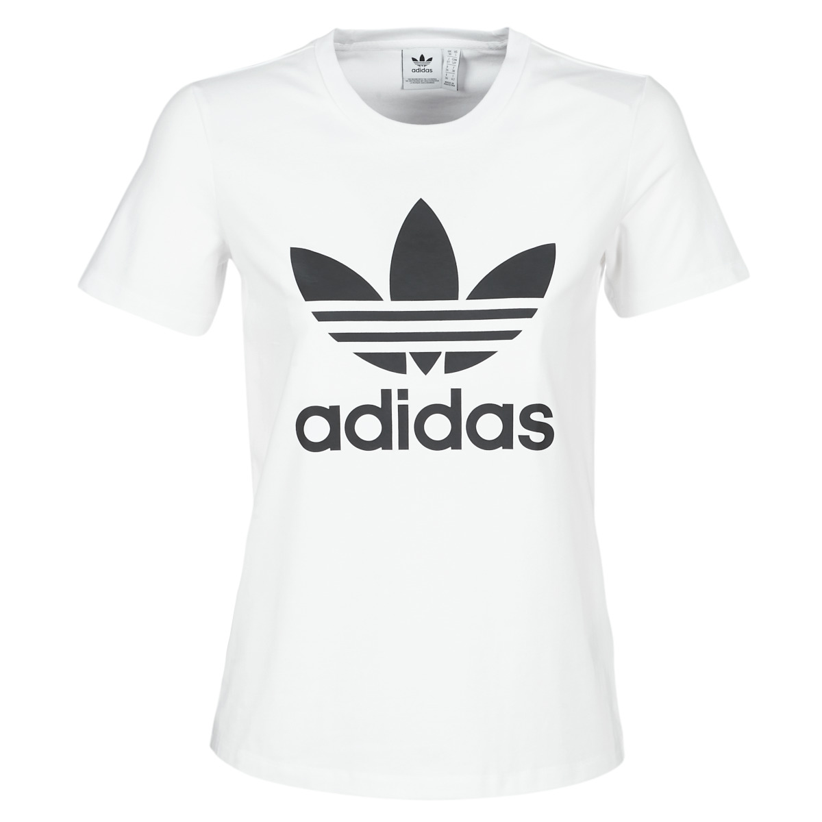 T-shirts m. korte ærmer adidas  TREFOIL TEE