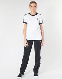 textil Dame Træningsbukser adidas Originals FIREBIRD TP Sort