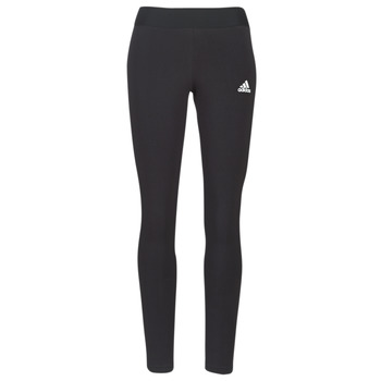 textil Dame Leggings adidas Performance MH 3S Tights Sort