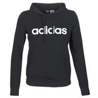 textil Dame Sweatshirts adidas Performance E LIN OH HD Sort