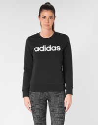 textil Dame Sweatshirts adidas Performance E LIN SWEAT Sort