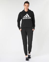 textil Dame Træningsbukser adidas Performance E LIN PANT Sort