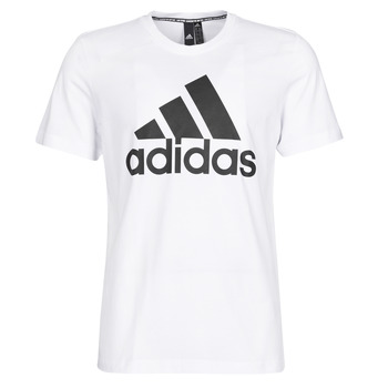 textil Herre T-shirts m. korte ærmer adidas Performance MH BOS Tee Hvid