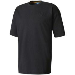 textil Herre T-shirts m. korte ærmer adidas Originals Shadow Tones Tee Sort