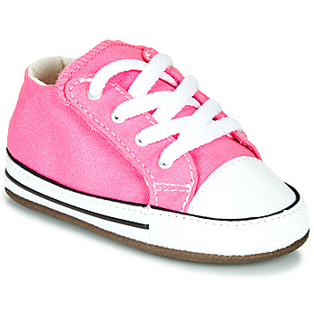Sko Pige Høje sneakers Converse Chuck Taylor First Star Canvas Hi Pink