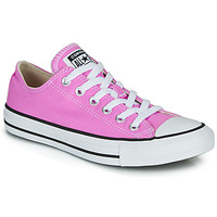 Sko Dame Lave sneakers Converse CHUCK TAYLOR ALL STAR SEASONAL COLOR Pink