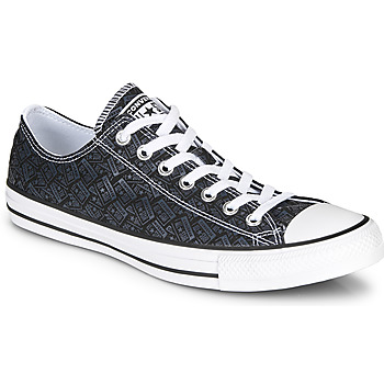 Sko Herre Høje sneakers Converse CHUCK TAYLOR ALL STAR LOGO PLAY Sort