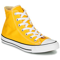 Sko Dame Høje sneakers Converse CHUCK TAYLOR ALL STAR SEASONAL COLOR Gul