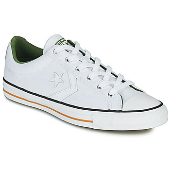 Sko Herre Lave sneakers Converse STAR PLAYER TWISTED VACATION Hvid