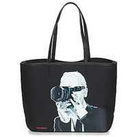Tasker Shopping Karl Lagerfeld KARL LEGEND PHOTOGRAPHER Sort