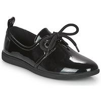 Sko Dame Lave sneakers Armistice STONE ONE Sort