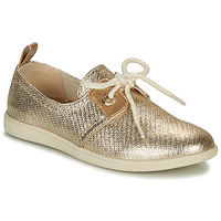 Sko Dame Lave sneakers Armistice STONE ONE Guld