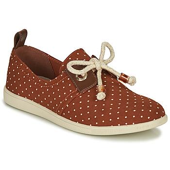Sko Dame Lave sneakers Armistice STONE ONE Brun