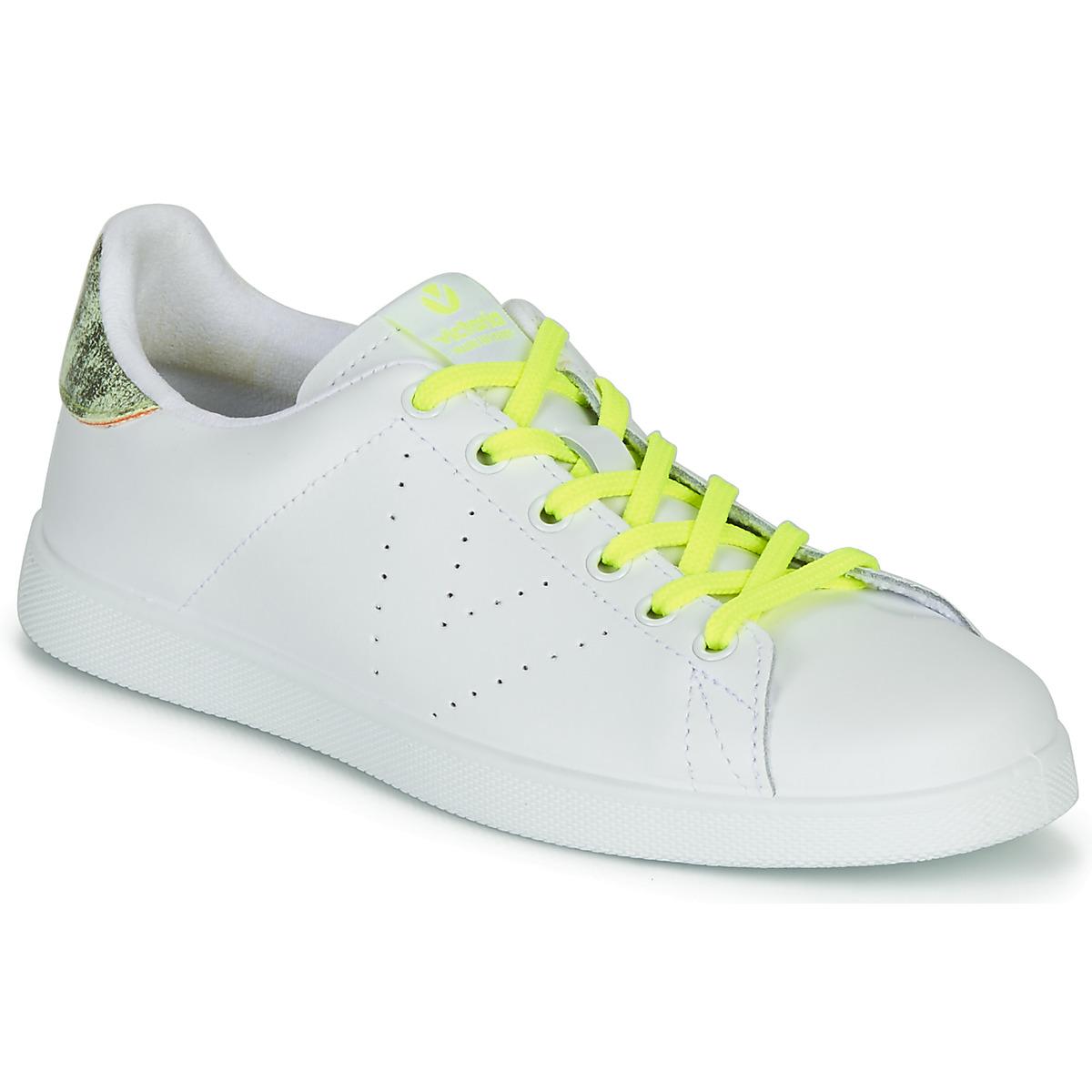 Sneakers Victoria  TENIS PIEL FLUO