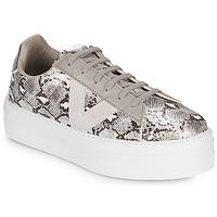 Sko Dame Lave sneakers Victoria BARCELONA DEPORTIVO Grå