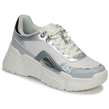 Sko Dame Lave sneakers Victoria TOTEM MONO Hvid