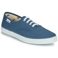Sko Lave sneakers Victoria INGLESA LONA Blå