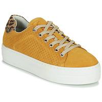 Sko Dame Lave sneakers Bullboxer 987033E5C Gul