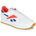 Se Sneakers Reebok Classic  CL LEATHER MARK ved Spartoo