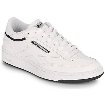 Sko Lave sneakers Reebok Classic CLUB C REVENGE MU Hvid
